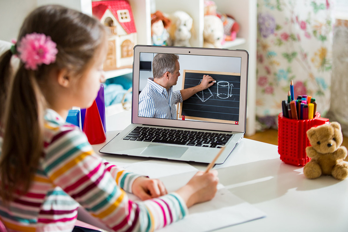 Digitale Schule Unterricht